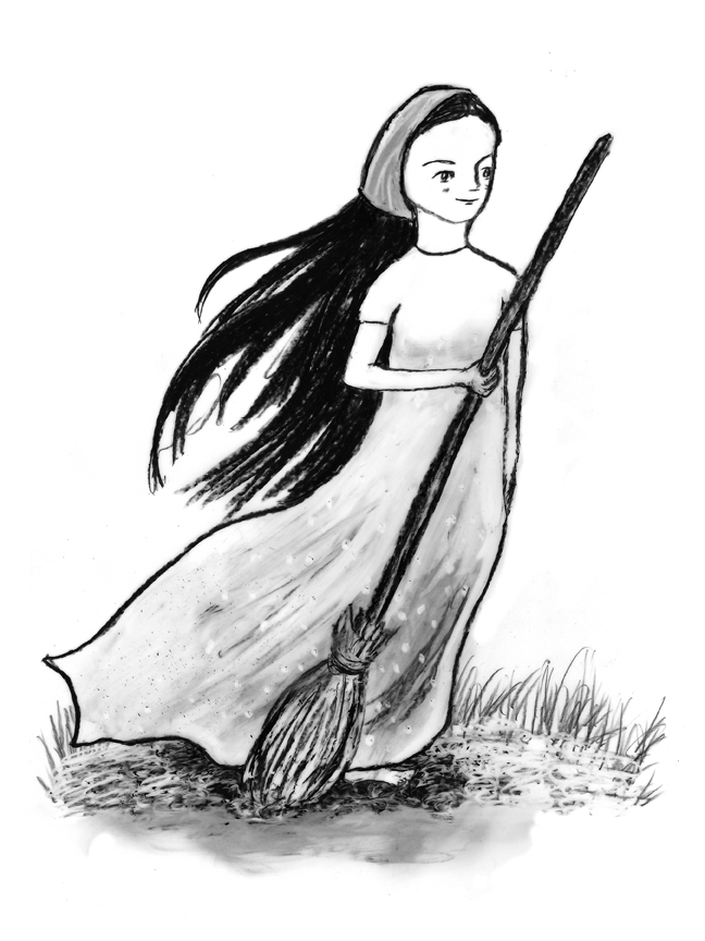 Just Right Broomstick